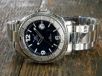 Eurodive IWI Eta-2824-2 Unique watch BIG new