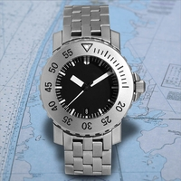 WCT 1000 Meter Diver - Bead Blasted Finish