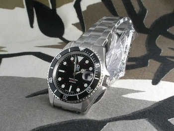 Ollech & Wajs M-4 UDT style with DATE 200 m diver