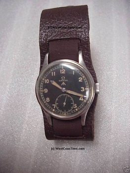 Royal Air Force new genuine issue watch band from the UK