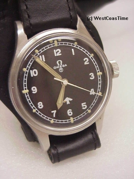 SOLD  ***SPECIAL*** Fat ARROW British 53 - All Genuine Watch - the BEST