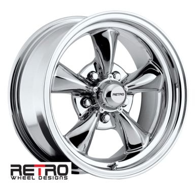 "Ford Ranger Lug Pattern >> 15x7"" 930-C Retro Wheel Designs Chrome wheels rims 5x4.50"