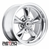 "15x8"" 930-P Retro Wheel Designs Polished wheels rims 5x4.50"" Ford lug-pattern 4.50"" backspace"