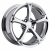 2010 Corvette Grand Sport Style Replica Chrome Wheels Rims