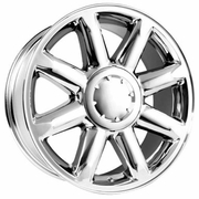 "20x8.5"" GMC Denali 2007 Style OE 5304 Replica Chrome Wheel Rim"