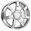 "22x9"" Cadillac Escalade 2007 Style OE 5309 Replica Chrome Wheel Rim"