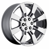"22x9"" Cadillac Escalade 2009-2010 Style Chrome OE 5409 Replica Wheel Rim"