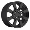 "22x9"" Cadillac Escalade 2009-2010 Style Gloss Black OE 5409 Replica Wheel Rim"