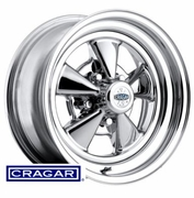 Cragar SS Super Sport Wheels Rims