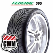 Federal 595 Ultra High Performance Tires