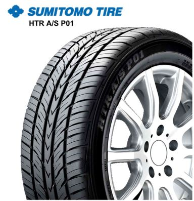 sumitomo htr a s p01 ultra high performance all season radial tires. Black Bedroom Furniture Sets. Home Design Ideas