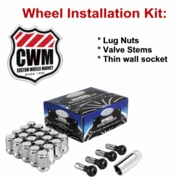 Wheel Installation Kits (lug nuts)