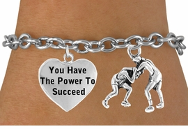"<BR>                  "" WRESTLER "" TOGGLE CHARM BRACELET WHOLESALE <bR>                 W21483B - THE NEW WAY TO EXPRESS LOVE, MOTIVATION,<BR>          POSITIVE, AFFIRMATIVE EXPRESSIONS, THAT WILL GO PERFECTLY<br>        WITH ANOTHER POSITIVE AFFIRMATION CHARM IF YOU WANT  ONE,<BR>   MORE CHOICES LOOK BELOW,  CHARM BRACELET FROM $9.73 TO $14.58<BR>                                    CostumeJewelryWholesale.com �2014"