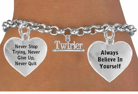 "<BR>                           "" BATON ""  ADJUSTABLE CHARM BRACELET WHOLESALE <bR>                 W21457B - THE NEW WAY TO EXPRESS LOVE, MOTIVATION,<BR>          POSITIVE, AFFIRMATIVE EXPRESSIONS, THAT WILL GO PERFECTLY<br>        WITH ANOTHER POSITIVE AFFIRMATION CHARM IF YOU WANT  ONE,<BR>   MORE CHOICES LOOK BELOW,  CHARM BRACELET FROM $9.73 TO $14.58<BR>                                    CostumeJewelryWholesale.com �2014"
