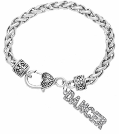"<BR>                       THE ""PERFECT GIFT""<BR>""DANCER""  BRACELET EXCLUSIVELY OURS!!   <Br>               AN ALLAN ROBIN DESIGN!!   <br>                         HYPOALLERGENIC<BR>        NICKEL, LEAD & CADMIUM FREE!   <BR>W1785B1- FROM $7.90 TO $12.50 �2015"