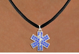 <BR>           EMT NECKLACE WHOLESALE <bR>                   EXCLUSIVELY OURS!! <Br>              AN ALLAN ROBIN DESIGN!! <BR>     CLICK HERE TO SEE 1000+ EXCITING <BR>           CHANGES THAT YOU CAN MAKE! <BR>        LEAD, NICKEL & CADMIUM FREE!! <BR>      W1468SN - SILVER TONE AND CLEAR <BR> CRYSTAL EMT CROSS CHARM AND NECKLACE <BR>            FROM $5.40 TO $9.85 �2013