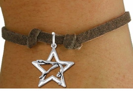 <bR>               EXCLUSIVELY OURS!!<BR>         AN ALLAN ROBIN DESIGN!!<BR>CLICK HERE TO SEE 1000+ EXCITING<BR>   CHANGES THAT YOU CAN MAKE!<BR>  CADMIUM,  LEAD & NICKEL FREE!! <BR>W1307SB - SILVER TONE GYMNAST POSED <BR>  IN STAR CHARM CHILDS BRACELET <BR>     FROM $4.15 TO $8.00 �2012