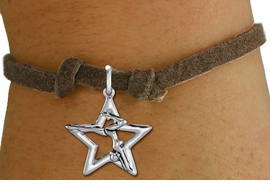 <bR>               EXCLUSIVELY OURS!!<BR>         AN ALLAN ROBIN DESIGN!!<BR>CLICK HERE TO SEE 1000+ EXCITING<BR>   CHANGES THAT YOU CAN MAKE!<BR>  CADMIUM,  LEAD & NICKEL FREE!! <BR>W1309SB - SILVER TONE GYMNAST POSED <BR>  IN STAR CHARM CHILDS BRACELET <BR>     FROM $4.15 TO $8.00 �2012