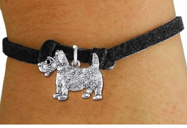 <bR>               EXCLUSIVELY OURS!!<Br>         AN ALLAN ROBIN DESIGN!! <BR>CLICK HERE TO SEE 1000+ EXCITING <BR>   CHANGES THAT YOU CAN MAKE!<BR>   LEAD, NICKEL & CADMIUM FREE!! <BR> W1359SB - DETAILED TERRIER <BR> WITH CRYSTALS & CHILDS BRACELET <BR>     FROM $5.40 TO $9.85 �2012