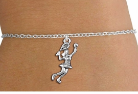 <bR>                       EXCLUSIVELY OURS!!<BR>                 AN ALLAN ROBIN DESIGN!!<BR>       CLICK HERE TO SEE 1000+ EXCITING<BR>           CHANGES THAT YOU CAN MAKE!<BR>                      LEAD & NICKEL FREE!!<BR>      W1389SB - TENNIS PLAYER CHARM<Br>  & BRACELET FROM $4.15 TO $8.00 ©2013