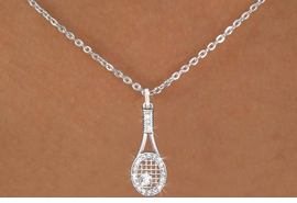 Wholesale tennis jewelry tennis jewelry an allan robin design click here to see 120 exciting changes that you can make lead nickel cadmium free w1217sn crystal tennis racquet charm aloadofball Images