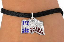 <bR>               EXCLUSIVELY OURS!!<Br>         AN ALLAN ROBIN DESIGN!! <BR>CLICK HERE TO SEE 120+ EXCITING <BR>   CHANGES THAT YOU CAN MAKE!<BR>   LEAD, NICKEL & CADMIUM FREE!! <BR> W1302SB - TEXAS STATE FLAG <BR>     CRYSTAL CHARM & BRACELET <BR>     FROM $5.40 TO $9.85 �2012