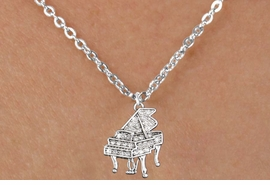 <bR>                      EXCLUSIVELY OURS!!<Br>                AN ALLAN ROBIN DESIGN!!<BR>       CLICK HERE TO SEE 120+ EXCITING<BR>          CHANGES THAT YOU CAN MAKE!<BR>                     LEAD & NICKEL FREE!!<BR>W1170SN - CRYSTAL GRAND PIANO CHARM<BR> & CHILDRENS NECKLACE FROM $5.40 TO $9.85 �2012
