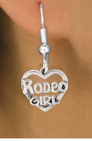 <bR>               EXCLUSIVELY OURS!!<Br>         AN ALLAN ROBIN DESIGN!!<BR>CLICK HERE TO SEE 120+ EXCITING<BR>   CHANGES THAT YOU CAN MAKE!<BR>              LEAD & NICKEL FREE!!<BR>     W607SE - RODEO GIRL HEART<Br>     & EARRINGS FROM $4.50 TO $8.35