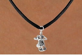 <bR>               EXCLUSIVELY OURS!!<Br>         AN ALLAN ROBIN DESIGN!!<BR>CLICK HERE TO SEE 120+ EXCITING<BR>   CHANGES THAT YOU CAN MAKE!<BR>              LEAD & NICKEL FREE!!<BR>       W614SN - DANCING COUPLE<BR>     & NECKLACE AS LOW AS $4.50