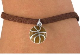 <bR>               EXCLUSIVELY OURS!!<Br>         AN ALLAN ROBIN DESIGN!!<BR>CLICK HERE TO SEE 120+ EXCITING<BR>   CHANGES THAT YOU CAN MAKE!<BR>              LEAD & NICKEL FREE!!<BR>    W619SB - SMALL BASKETBALL<Br>      & BRACELET AS LOW AS $4.50