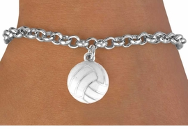 <bR>               EXCLUSIVELY OURS!!<Br>         AN ALLAN ROBIN DESIGN!!<BR>CLICK HERE TO SEE 120+ EXCITING<BR>   CHANGES THAT YOU CAN MAKE!<BR>              LEAD & NICKEL FREE!!<BR>    W620SB - SMALL VOLLEYBALL<Br>      & BRACELET AS LOW AS $4.50