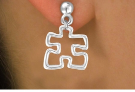 <bR>                 EXCLUSIVELY OURS!!<Br>           AN ALLAN ROBIN DESIGN!!<BR>  CLICK HERE TO SEE 120+ EXCITING<BR>     CHANGES THAT YOU CAN MAKE!<BR>               LEAD & NICKEL FREE!!<BR>   W621SE - SMALL AUTISM PUZZLE<Br>       PIECE & EARRING ©2010 FROM<bR>                        $4.50 TO $8.35