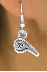 <bR>                 EXCLUSIVELY OURS!!<Br>           AN ALLAN ROBIN DESIGN!!<BR> CLICK HERE TO SEE 120+ EXCITING<BR>    CHANGES THAT YOU CAN MAKE!<BR>               LEAD & NICKEL FREE!!<BR>         W625SE - WHISTLE CHARM<Br>      & EARRINGS FROM $4.50 TO $8.35