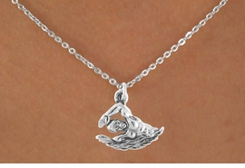 <bR>              EXCLUSIVELY OURS!!<Br>         AN ALLAN ROBIN DESIGN!!<BR>CLICK HERE TO SEE 120+ EXCITING<BR>  CHANGES THAT YOU CAN MAKE!<BR>             LEAD & NICKEL FREE!!<BR>       W627SN - MALE SWIMMER<BR>    & NECKLACE AS LOW AS $4.50