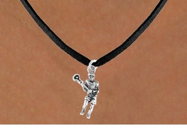 <bR>              EXCLUSIVELY OURS!!<Br>         AN ALLAN ROBIN DESIGN!!<BR>CLICK HERE TO SEE 120+ EXCITING<BR>  CHANGES THAT YOU CAN MAKE!<BR>             LEAD & NICKEL FREE!!<BR>     W631SN - LACROSSE PLAYER<BR>    & NECKLACE AS LOW AS $4.50
