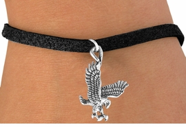 <bR>              EXCLUSIVELY OURS!!<Br>        AN ALLAN ROBIN DESIGN!!<BR>CLICK HERE TO SEE 120+ EXCITING<BR>  CHANGES THAT YOU CAN MAKE!<BR>             LEAD & NICKEL FREE!!<BR>  W658SB -  HAWK, FALCON, EAGLE<Br>     & BRACELET FROM $4.50 TO $8.35