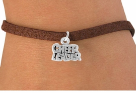 "<bR>               EXCLUSIVELY OURS!!<Br>         AN ALLAN ROBIN DESIGN!!<BR>CLICK HERE TO SEE 120+ EXCITING<BR>   CHANGES THAT YOU CAN MAKE!<BR>              LEAD & NICKEL FREE!!<BR>      W710SB - ""CHEERLEADER"" &<Br>   BRACELET FROM $4.50 TO $8.35"