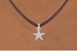"<bR>                 EXCLUSIVELY OURS!!<Br>           AN ALLAN ROBIN DESIGN!!<BR>  CLICK HERE TO SEE 120+ EXCITING<BR>     CHANGES THAT YOU CAN MAKE!<BR>                LEAD & NICKEL FREE!!<BR>         W712SN - ""STAR"" CHARM &<BR>    NECKLACE FROM $4.50 TO $8.35"