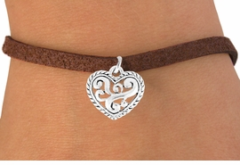 <bR>              EXCLUSIVELY OURS!!<Br>         AN ALLAN ROBIN DESIGN!!<BR>CLICK HERE TO SEE 120+ EXCITING<BR>   CHANGES THAT YOU CAN MAKE!<BR>              LEAD & NICKEL FREE!!<BR>W713SB -  SCROLL-WORK HEART &<Br>    BRACELET FROM $4.50 TO $8.35<Br>                               ©2010