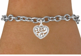 <bR>               EXCLUSIVELY OURS!!<Br>          AN ALLAN ROBIN DESIGN!!<BR> CLICK HERE TO SEE 120+ EXCITING<BR>    CHANGES THAT YOU CAN MAKE!<BR>               LEAD & NICKEL FREE!!<BR>W713SB -  SCROLL-WORK HEART &<Br>    BRACELET FROM $4.50 TO $8.35<Br>                               ©2010