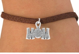 "<bR>                 EXCLUSIVELY OURS!!<Br>           AN ALLAN ROBIN DESIGN!!<BR>  CLICK HERE TO SEE 120+ EXCITING<BR>     CHANGES THAT YOU CAN MAKE!<BR>                LEAD & NICKEL FREE!!<BR>      W732SB - ""BASEBALL MOM"" &<Br>      BRACELET FROM $4.50 TO $8.35"