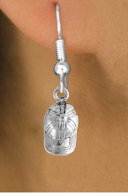 <bR>                 EXCLUSIVELY OURS!!<Br>           AN ALLAN ROBIN DESIGN!!<BR>  CLICK HERE TO SEE 120+ EXCITING<BR>     CHANGES THAT YOU CAN MAKE!<BR>                LEAD & NICKEL FREE!!<BR>   W737SE - BASEBALL CAP CHARM<BR>    EARRINGS FROM $4.50 TO $8.35