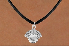 "<bR>                 EXCLUSIVELY OURS!!<Br>           AN ALLAN ROBIN DESIGN!!<BR>  CLICK HERE TO SEE 120+ EXCITING<BR>     CHANGES THAT YOU CAN MAKE!<BR>                LEAD & NICKEL FREE!!<BR>      W740SN - ""SOFTBALL"" & BALL<BR>     NECKLACE FROM $4.50 TO $8.35"