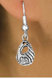 <bR>                 EXCLUSIVELY OURS!!<Br>           AN ALLAN ROBIN DESIGN!!<BR>  CLICK HERE TO SEE 120+ EXCITING<BR>     CHANGES THAT YOU CAN MAKE!<BR>                LEAD & NICKEL FREE!!<BR>   W742SE - SOFTBALL / BASEBALL<BR>  GLOVE CHARM & EARRINGS FROM<Br>                       $4.50 TO $8.35