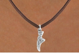 "<bR>                 EXCLUSIVELY OURS!!<Br>           AN ALLAN ROBIN DESIGN!!<BR>  CLICK HERE TO SEE 120+ EXCITING<BR>     CHANGES THAT YOU CAN MAKE!<BR>                LEAD & NICKEL FREE!!<BR>      W745SN - ""BALLET SLIPPER"" &<BR>     NECKLACE FROM $4.50 TO $8.35"