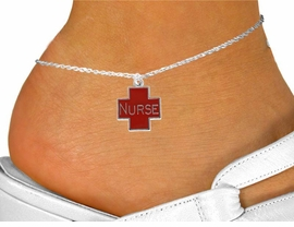 <bR>                     EXCLUSIVELY OURS!!<Br>               AN ALLAN ROBIN DESIGN!!<BR>      CLICK HERE TO SEE 120+ EXCITING<BR>         CHANGES THAT YOU CAN MAKE!<BR>                    LEAD & NICKEL FREE!!<BR>          W820SAK - RED CROSS NURSE<Br>                       CHARM & ANKLET<Br>                    FROM $3.60 TO $8.25