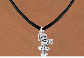 <bR>               EXCLUSIVELY OURS!!<Br>         AN ALLAN ROBIN DESIGN!!<BR>CLICK HERE TO SEE 120+ EXCITING<BR>   CHANGES THAT YOU CAN MAKE!<BR>               LEAD & NICKEL FREE!!<BR>W824SN - LITTLE GIRL CHEERLEADER<Br>   NECKLACE FROM $4.50 TO $8.35