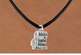 <bR>                 EXCLUSIVELY OURS!!<Br>           AN ALLAN ROBIN DESIGN!!<BR>  CLICK HERE TO SEE 500+ EXCITING<BR>     CHANGES THAT YOU CAN MAKE!<BR>                LEAD & NICKEL FREE!!<BR>  W767SN - MAKE A JOYFUL NOISE CHARM <BR>        NECKLACE FROM $4.50 TO $8.35