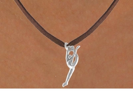 <bR>                 EXCLUSIVELY OURS!!<Br>           AN ALLAN ROBIN DESIGN!!<BR>  CLICK HERE TO SEE 500+ EXCITING<BR>     CHANGES THAT YOU CAN MAKE!<BR>                LEAD & NICKEL FREE!!<BR>     W770SN - ARABESQUE DANCE<BR>            OR GYMNASTICS CHARM <BR>    NECKLACE FROM $4.50 TO $8.35