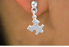 <bR>                   EXCLUSIVELY OURS!!<BR>             AN ALLAN ROBIN DESIGN!!<BR>    CLICK HERE TO SEE 600+ EXCITING<BR>       CHANGES THAT YOU CAN MAKE!<BR>      LEAD, NICKEL & CADMIUM FREE!!<BR>W1088SE - MINI AUTISM AWARENESS<BR>       PUZZLE PIECE CHARM EARRINGS<Br>           FROM $4.50 TO $8.35 �2011